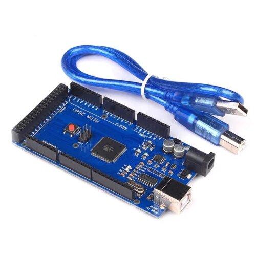 MEGA 2560 R3 ATmega2560-16AU CH340G Controller Board with USB Cable