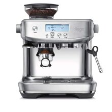 Sage Appliances SES878BSS the Barista Pro Bean to Cup, 1680 W, 2 liters, Brushed Stainless Steel - Used