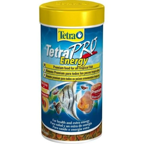 Tetra Tetrapro Energy Tropical Fish Food