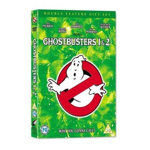 Ghostbusters / Ghostbusters II DVD [2005]