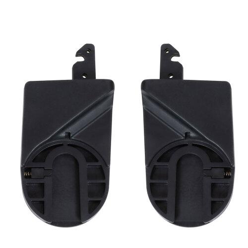 Hauck Colibri Car Seat Pushchair Adapter, Black