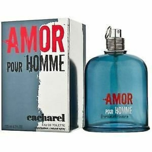 Cacharel AMOR HOMME eau de toilette spray 125 ml