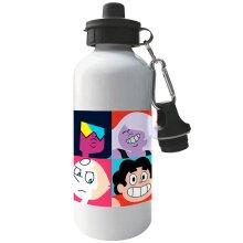Steven Universe Warhol Style Aluminium Sports Water Bottle