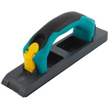 wolfcraft Edge Chamfering Trimming Block Plane Smoothing Joint Plastic 4026000