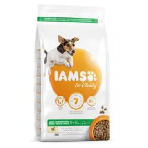 Iams Vitality Adult Small/medium Breed With Fresh Chicken 800g