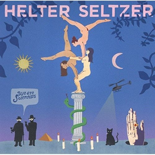 We Are Scientists - Helter Seltzer [CD]