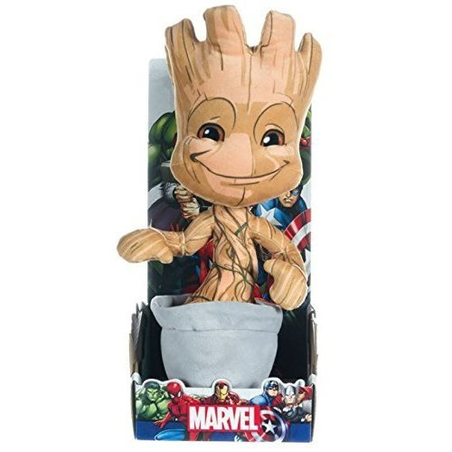 Posh Paws Marvel Groot XL Soft Toy