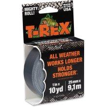 T Rex Ferociously Strong Tape 25mm x 9.1m Handy Pack