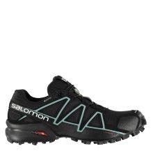 Salomon Womens Speedcross 4 G Trail Running Shoes Trainers Training Runners
