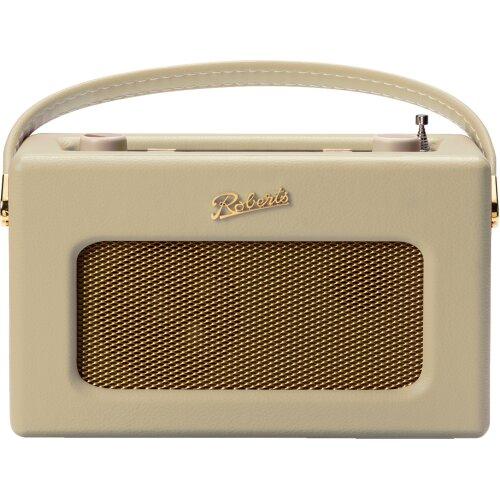 Roberts Radio Revival RD70PC DAB / DAB+ Digital Radio with FM Tuner - Pastel Cream