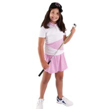 Noisy Golf - Heart Girls Golf Skort (4-11 yrs)