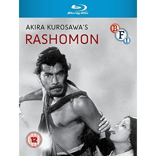 Rashomon Blu-Ray [2015]