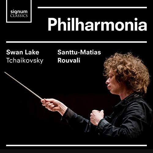 PHILHARMONIA ORCHESTRA SANTTU-MATIAS ROUVALI - PIOTR ILYICH TCHAIKOVSKY: SWAN LAKE (EXCERPTS) [CD]