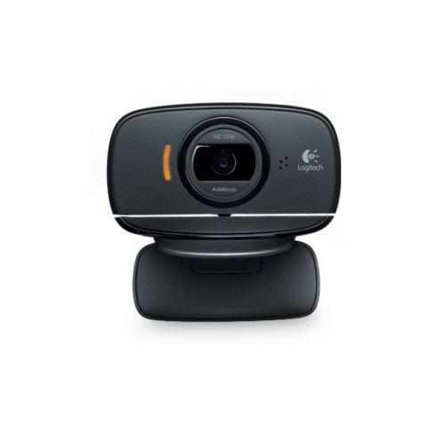 Logitech C525 1280 x 720pixels USB 2.0 Black webcam