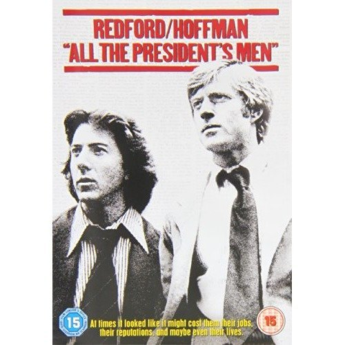 All The Presidents Men DVD [2012]
