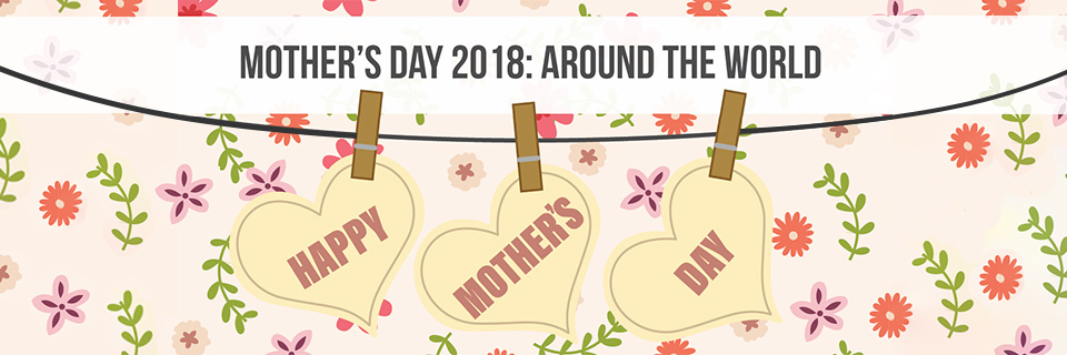 Mother's Day 2018: Around the World