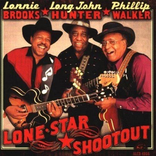 Brooks/hunter/walker - Lone Star Shootout [CD]