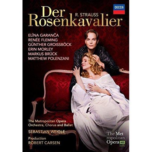 Der Rosenkavalier: Metropolitan Opera (Weigl) [DVD] [1917] [DVD]