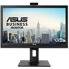 """Asus BE24DQLB Video Conferencing Monitor 23.8"""" HD IPS Webcam Mic Speakers BE24DQLB"""