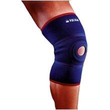 Vulcan 3041 Sports Injury Blue Neoprene Open Knee Free Patella Support Brace ( ***New)