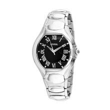 08031-Msm-04, Jovial Men'S Classic - Black - Quartz Watch