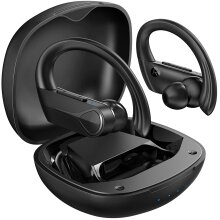 Wireless Earbuds Sports,Mpow Flame Solo Bluetooth Earbuds,Bass+ in Ear