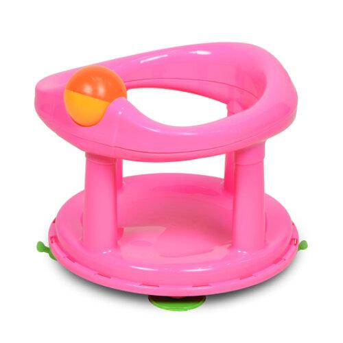 Safety 1st Swivel Bath Seat Pink   Baby Swivel Bath Seat