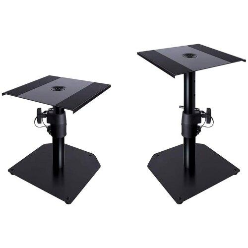 Thor Adjustable Studio Monitor Speaker STANDS DJ Recording (Pair)