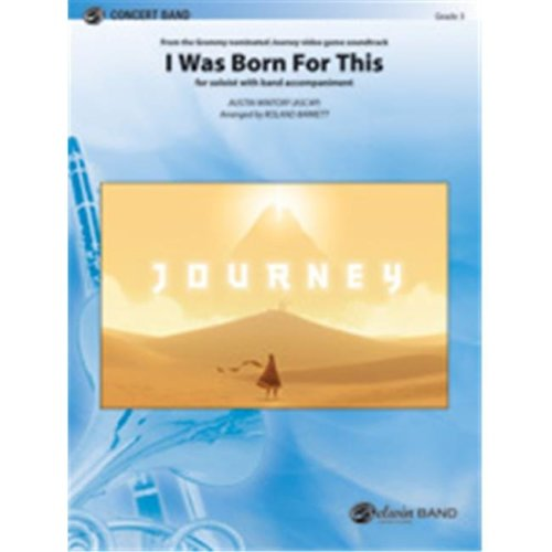 Alfred 00-39558 I WAS BORN FOR THIS-PCB 3