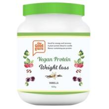 Vegan Weight Loss Vanilla Protein Powder, Pea Protein, Plant-Based
