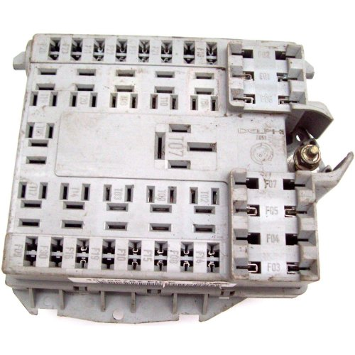 Used Fiat Punto Delphi Fire Fuse Box Fusebox 46766767 On Onbuy