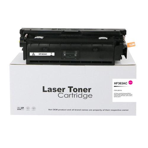 Compatible CF363A Toner Cartridge For Hewlett Packard Std Yld Magenta
