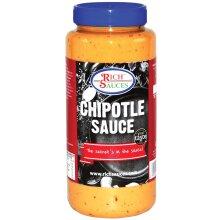 Rich Sauces Gluten Free Chipotle Sauce - 1x2.25ltr