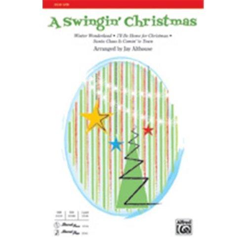 Alfred 00-35542 SWINGIN CMAS-STRX CD