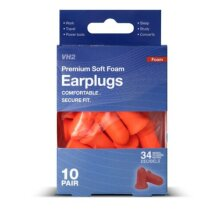 VH2 Premium soft ear plugs 10 pair