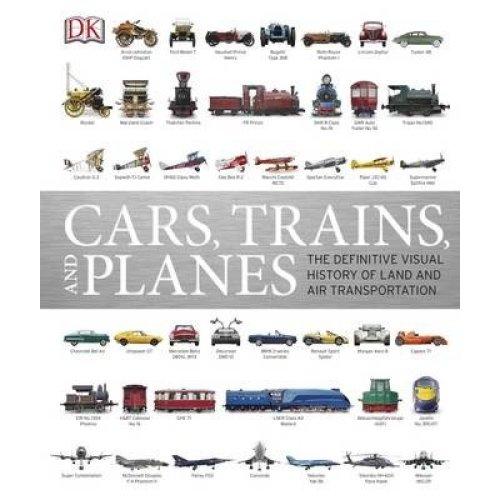 Cars, Trains & Planes