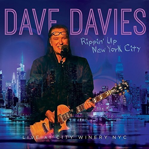 Dave Davies - Rippin Up New York City: Live at City Winery Nyc [CD]