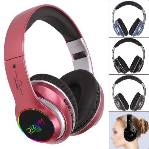 Bluetooth Wireless Headphones Over Ear