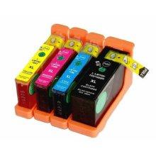 LEXMARK LM100 XL LM100XL LM100XLBK Compatible Ink Cartridges Ink Black