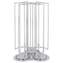 48 Tassimo Coffee Pod Rotating Stand Dispenser Capsule Holder Rack Tower Storage