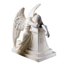 Design Toscano Angel of Grief Monument Statue - Desktop
