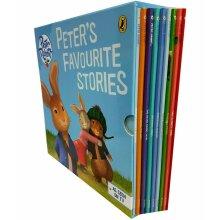Beatrix Potter 9 Books Collection Set Peter  Favourite Stories Series