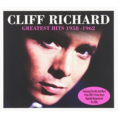 Greatest Hits [double Cd] [audio Cd] Cliff Richard