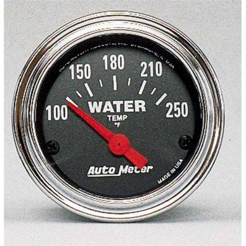 Auto Meter 5737-M Phantom Electric Water Temperature Gauge