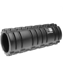 KARRIMOR Deep Tissue Foam Roller/Muscle Massager/Pro Roller Therapy in Black