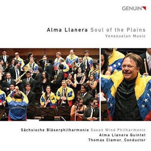 Alma Llanera (Soul of the Plains) (Music CD) - CD