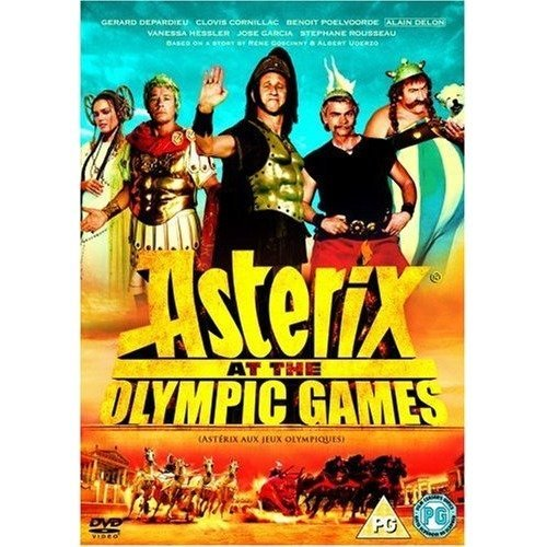 Asterix & Obelix - Asterix At The Olympic Games DVD [2008]