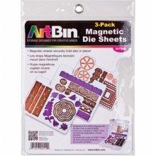 ArtBin 6979AB ArtBin Magnetic Sheets 3-Pkg-7.325 in. x 9.125 in.  For Use In 6978AB
