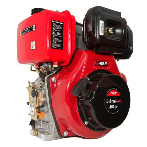 Bohmer-AG 192-FD Portable Four Stroke Diesel Engine 11HP 500cc