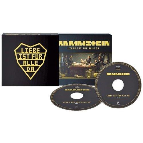 Rammstein Liebe Ist Fur Alle Da Deluxe Edition Cd On Onbuy
